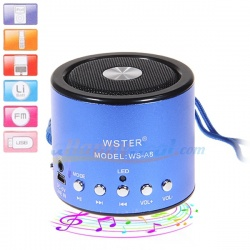 Ws-803 Portable Mini Speaker инструкция - фото 7
