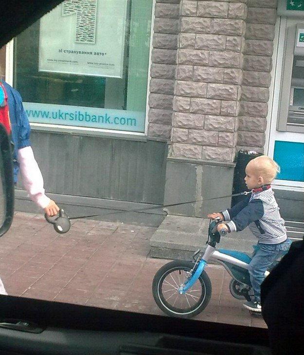 Инновации украинских родителей