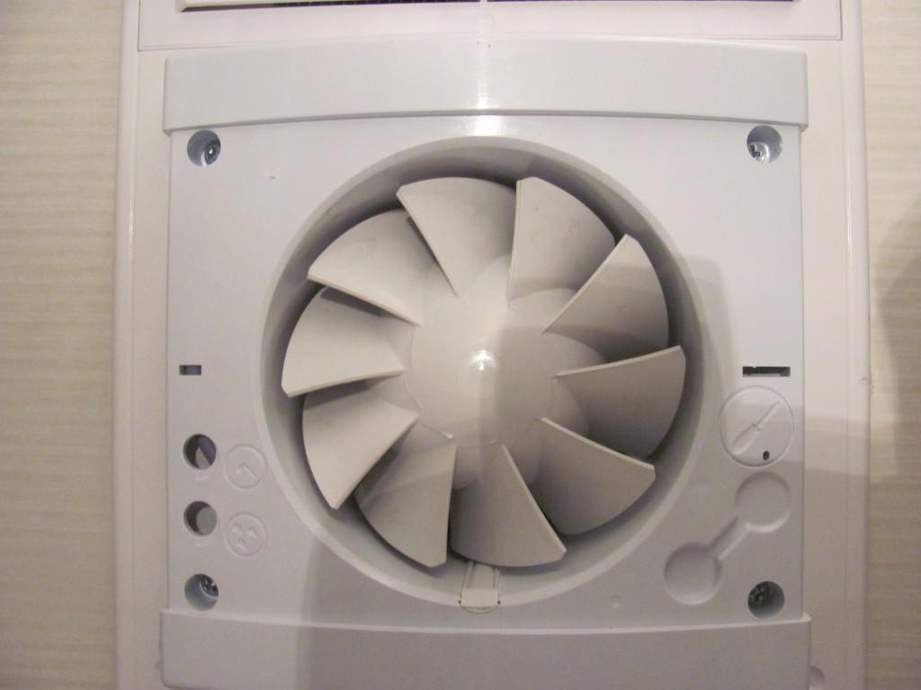 общий вид вентилятора