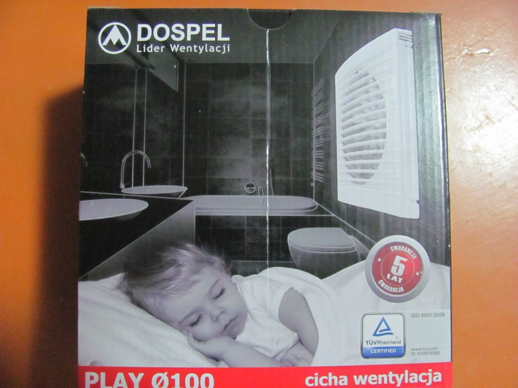 Dospel play ф100
