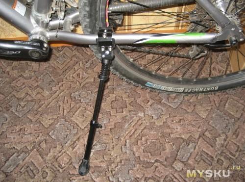 Подножки для велосипеда своими руками