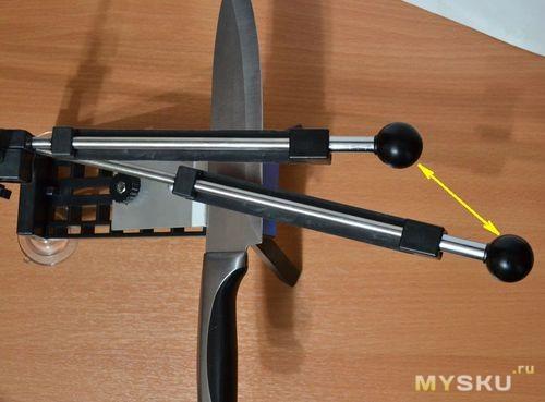 точилка Lansky инструкция - фото 11