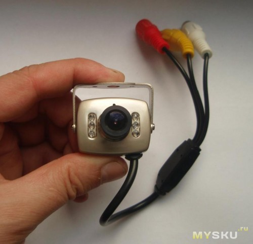 Веб камера к телевизору своими руками