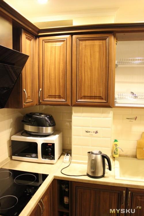 Шахта на кухне дизайн