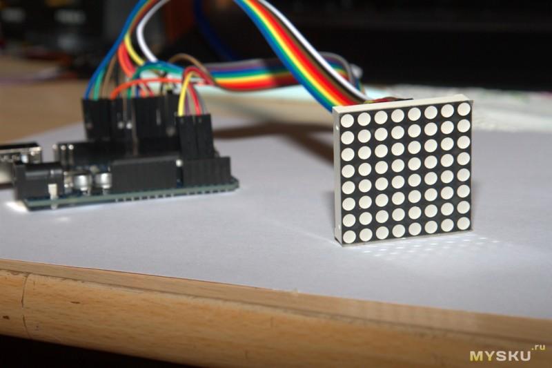 Arduino - RowColumnScanning