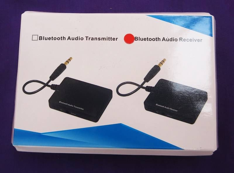 Banggood: Беспроводной Stereo A2DP Bluetooth Music Audio Приемник
