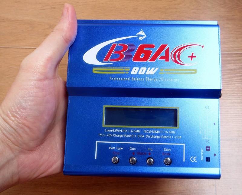 TVC-Mall: Зарядка B6AC+ 80W - обзор от неискушенного пользователя