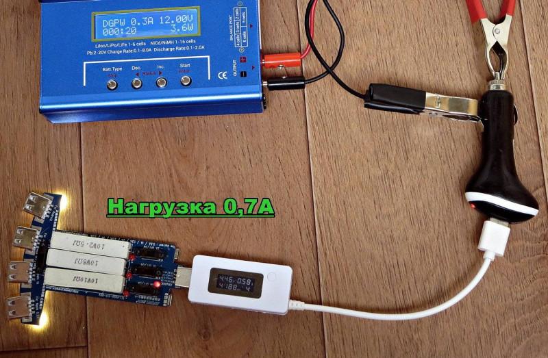 DD4: Автомобильная зарядка TRONSMART на два порта USB с поддержкой Qualcomm QC 2.0