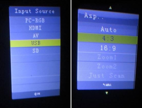 TVC-Mall: Обзор мультимедийного проектора H80 с LED подсветкой