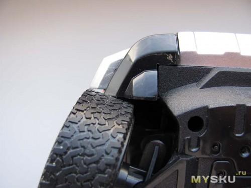 Проблема с колесами Toyota FJ Cruiser