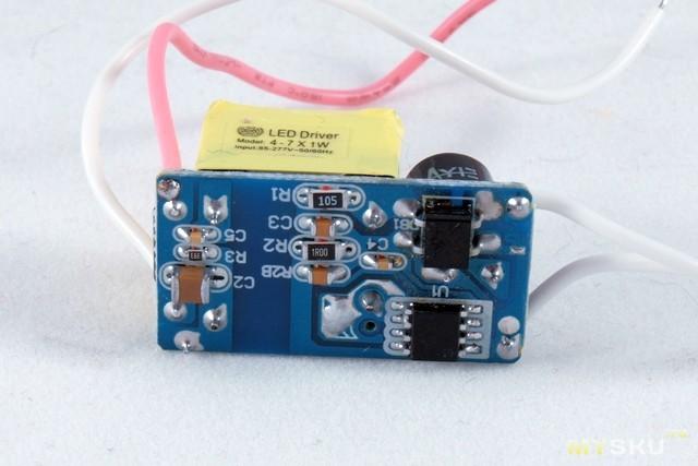 Драйвер 12 вольт для светодиодов в авто своими руками