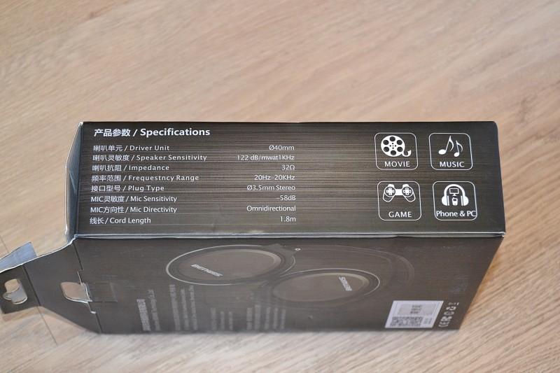 TVC-Mall: Benwis H600 - наушники для любителей баса