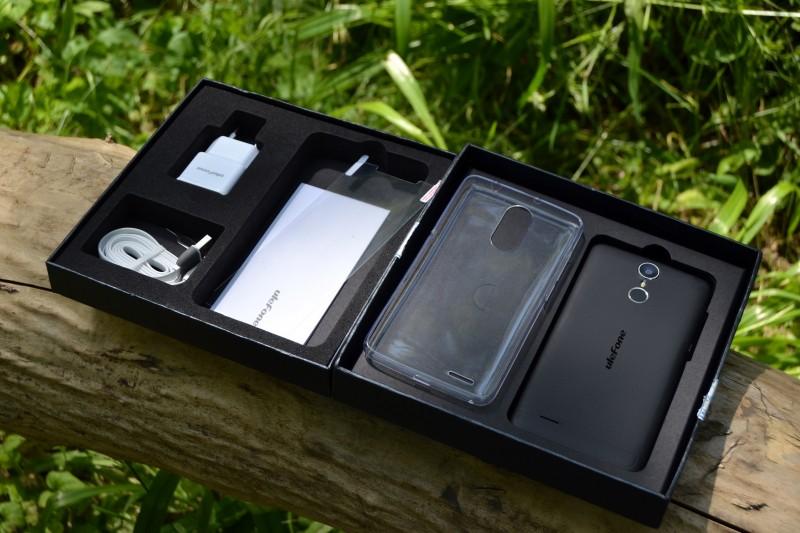 TomTop: Ulefone Vienna - обзор классного мультимедийного смартфона