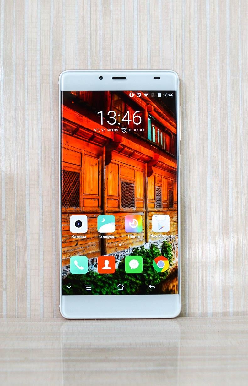 Aliexpress: Elephone S3 - обзор безрамочного смартфона