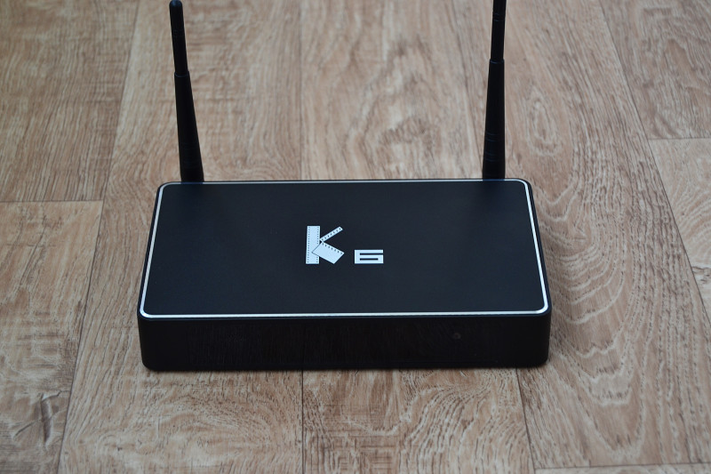 TomTop: Tv Box K6: Amlogic S812 Quad core , 2G/16G, 2.4G/5G Wi-Fi, Bluetooth 4.0, SATA, 1000M LAN