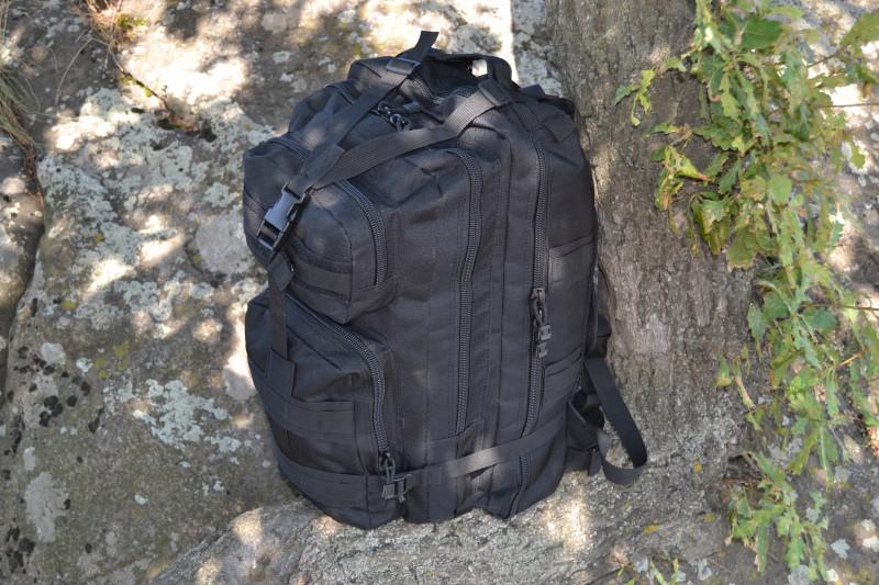 TVC-Mall: Туристический рюкзак объемом 45 литров для походов выходного дня.