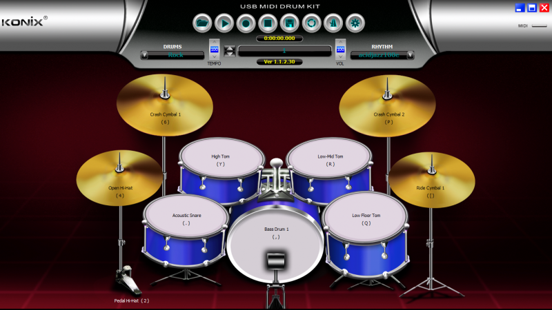 TVC-Mall: Electronic Roll Up Drum Pad Kit - почувствуй себя Филом Коллинзом