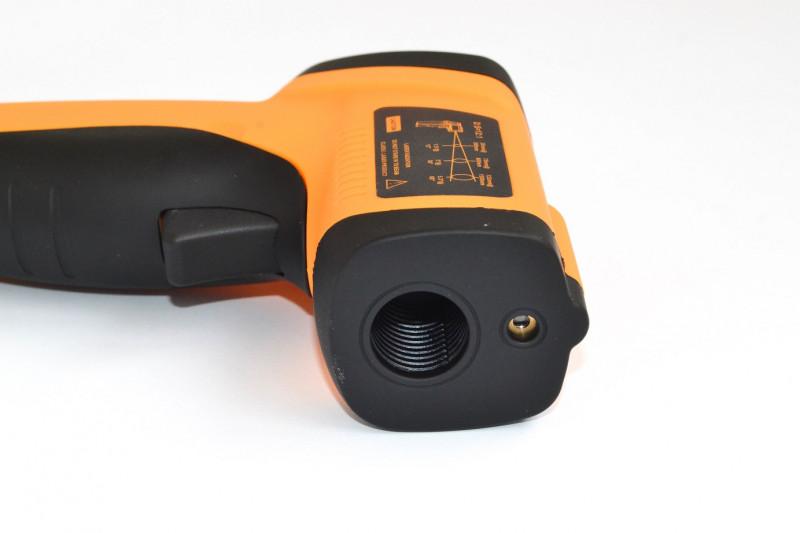 Магазины Китая: Бесконтактный инфракрасный термометр с лазерной указкой - GM550