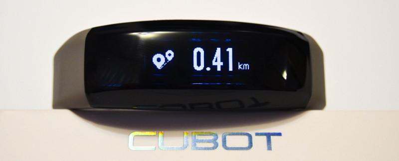 Aliexpress: Браслет Cubot V2 с возможностью динамического измерения пульса