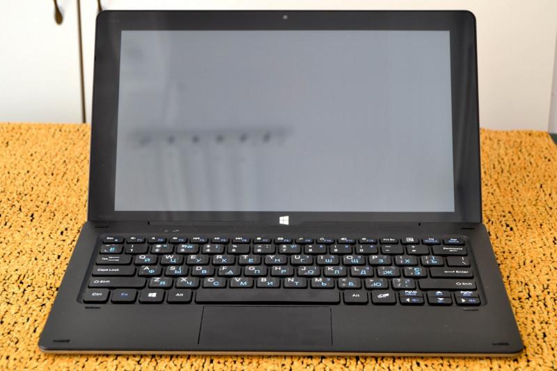 GearBest: Cube iWork 1X -  12 дюймовый планшет\нетбук с клавиатурой док станцией на Windows и возможностью установить Dual OS