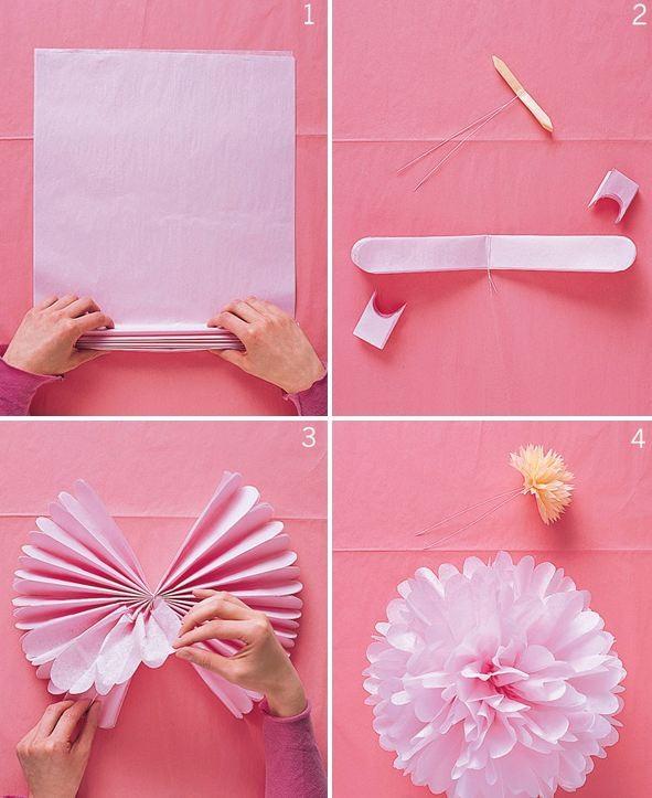 Как сделать из бумаги своими руками мастер класс