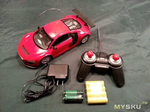 Как сделать пульт управления для радио машины