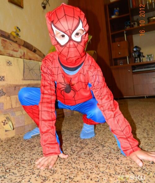 Своими руками человек паук