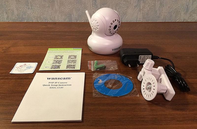 программа wanscam инструкция