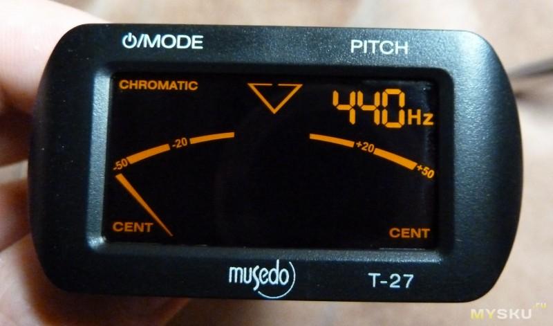 Программа для настройки гитары через микрофон tuneit130