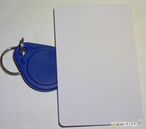 RFID Rectangle Tag