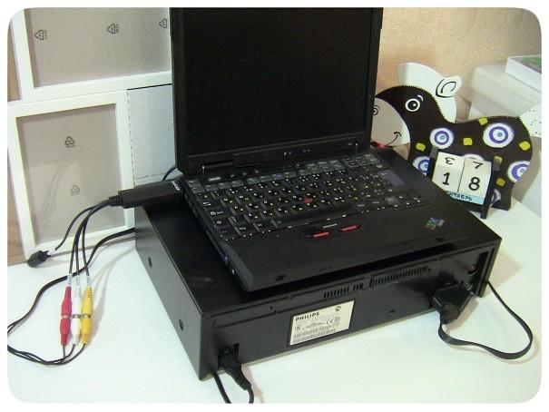 Оцифровка видеокассет в домашних условиях с помощью тв-тюнера