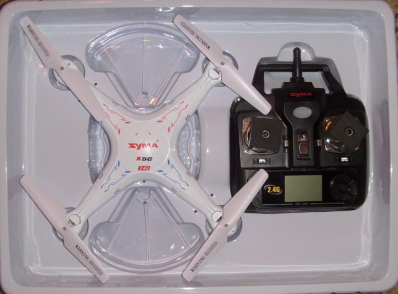 инструкция на русском языке квадрокоптера Syma X5c - фото 11