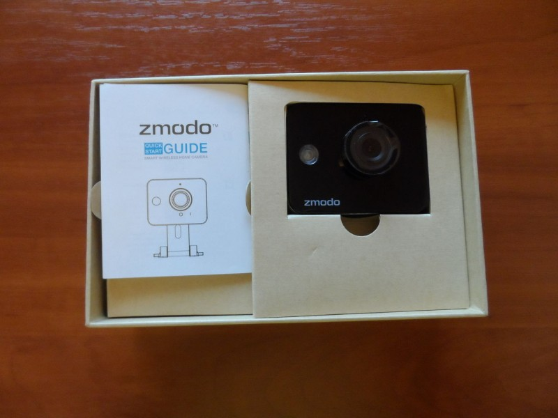 GearBest: Zmodo mini IP camera ZM-SH75D001-WA