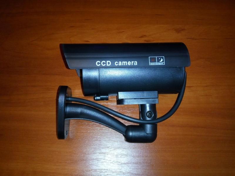 ChinaBuye: Камеры-муляжи для создания эффекта присутствия видеонаблюдения