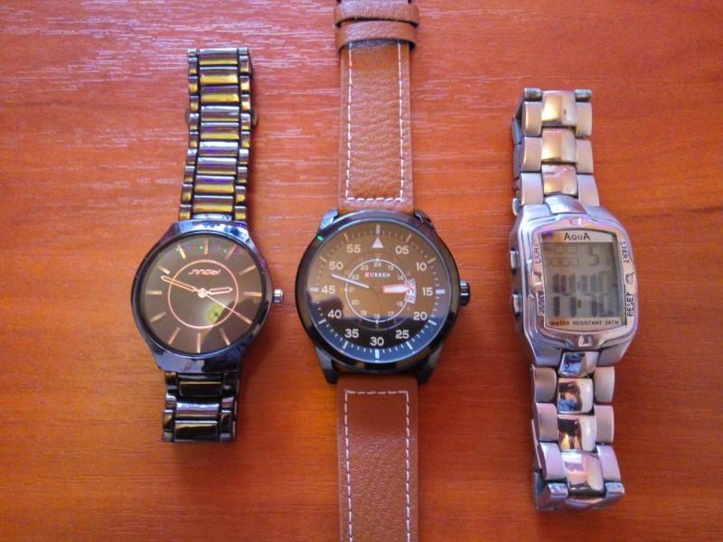 ChinaBuye: Curren - достаточно крупные кварцевые наручные часы