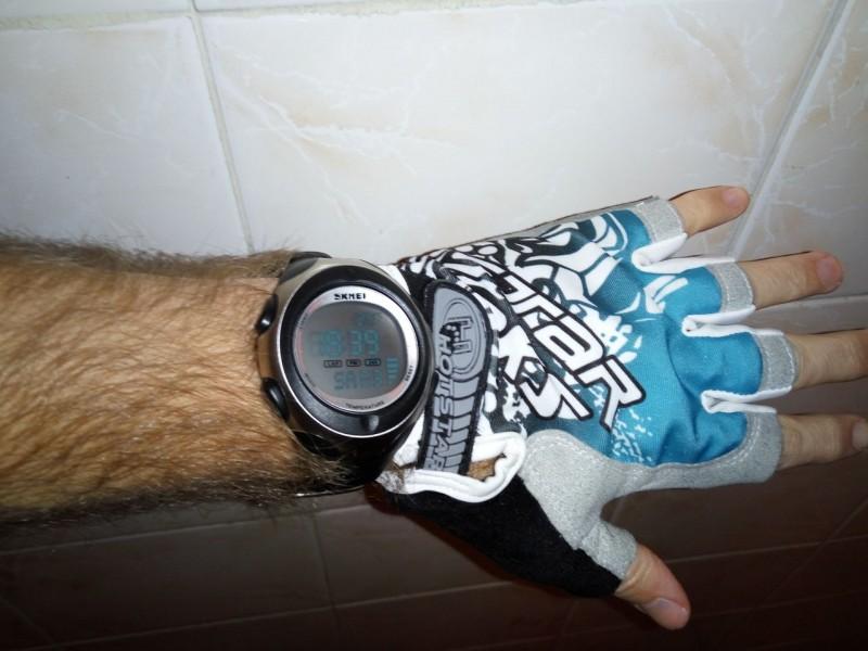 ChinaBuye: Skmei - спортивные часы с термометром