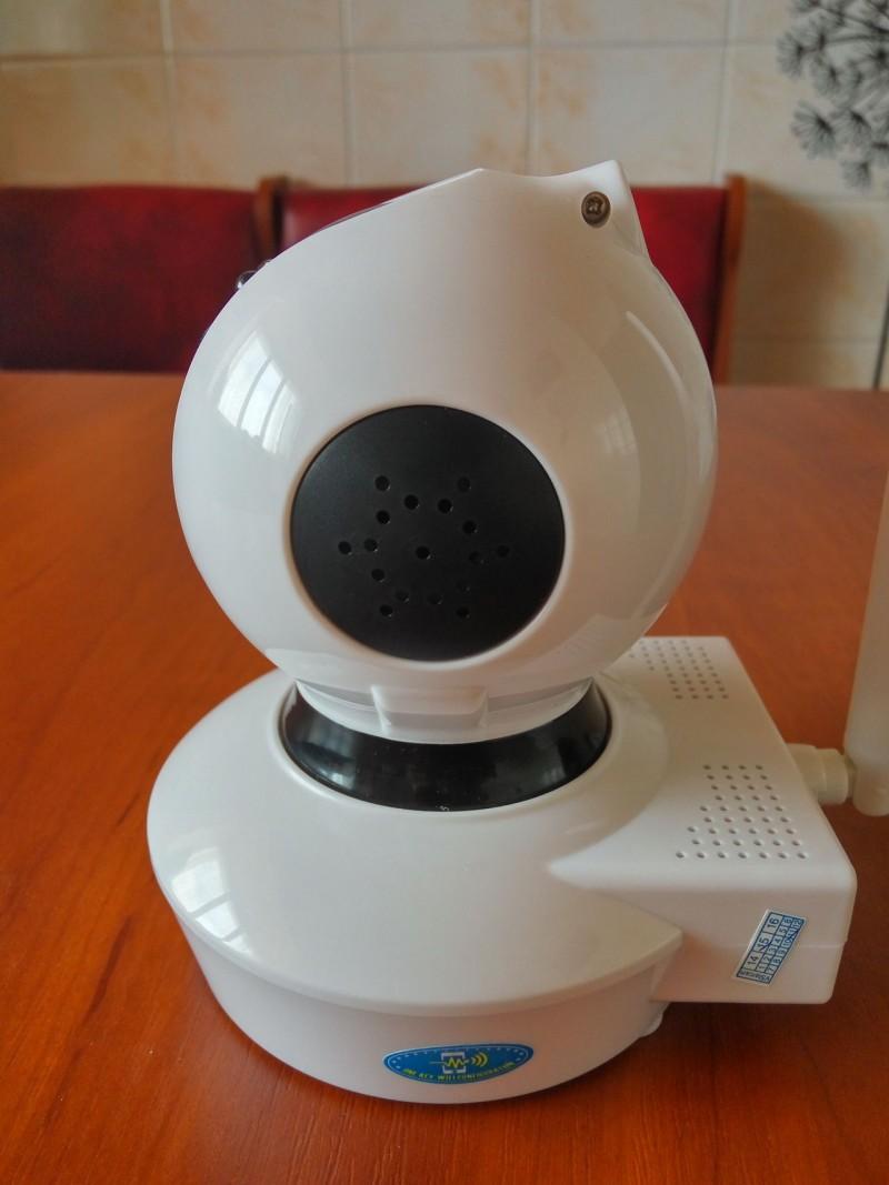 GearBest: Vstarcam C7823WIP поворотная IP HD 720p камера для дома и офиса