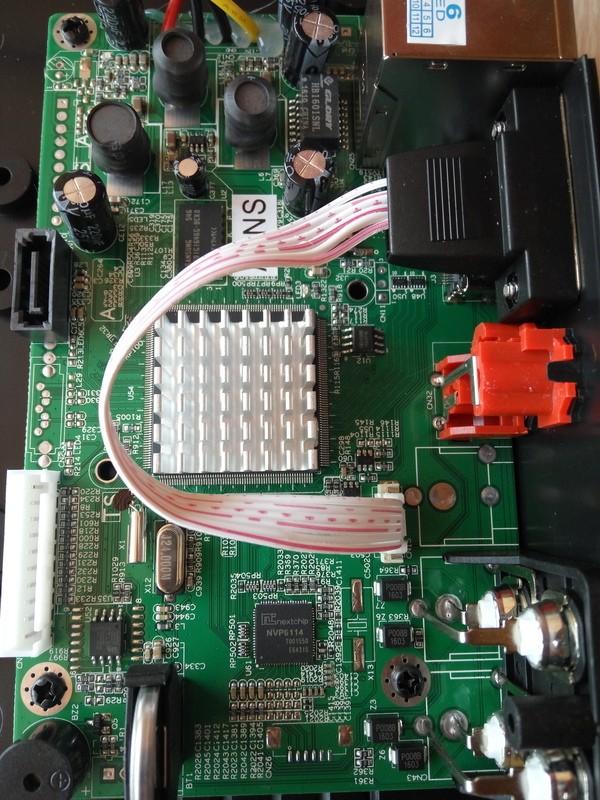 Banggood: Гибридный сетевой видеорегистратор для камер видеонаблюдения