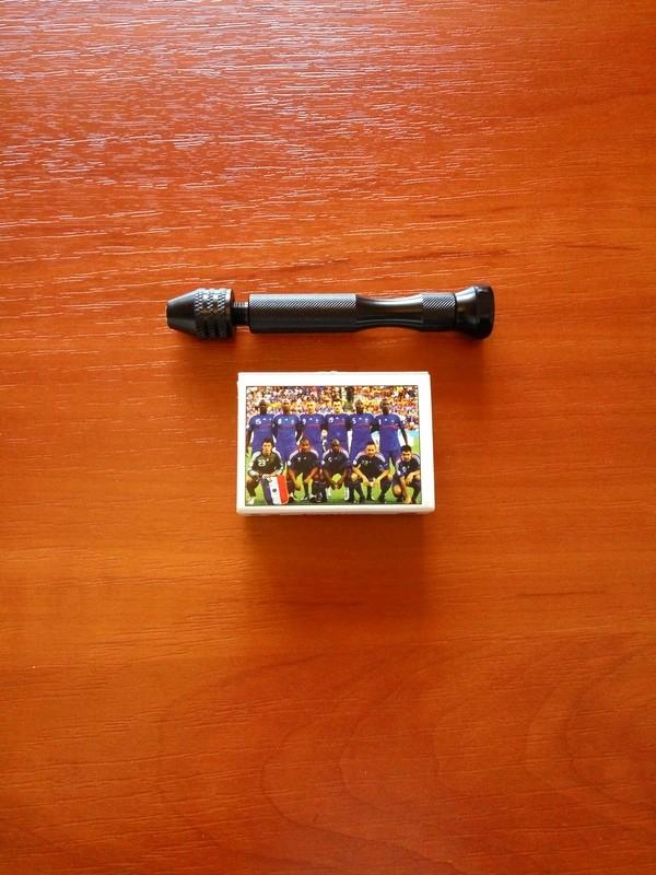 ChinaBuye: Ручная мини дрель + набор сверл к ней