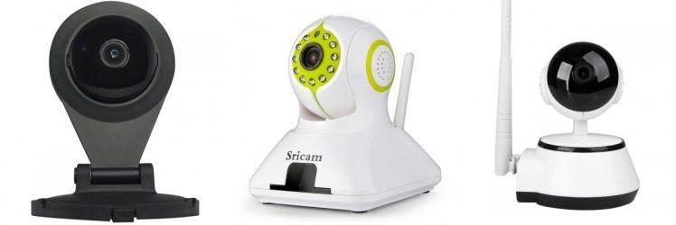 GearBest: Sricam SP012 720P ультрабюджетная камера в старом корпусе 'чебурашки'