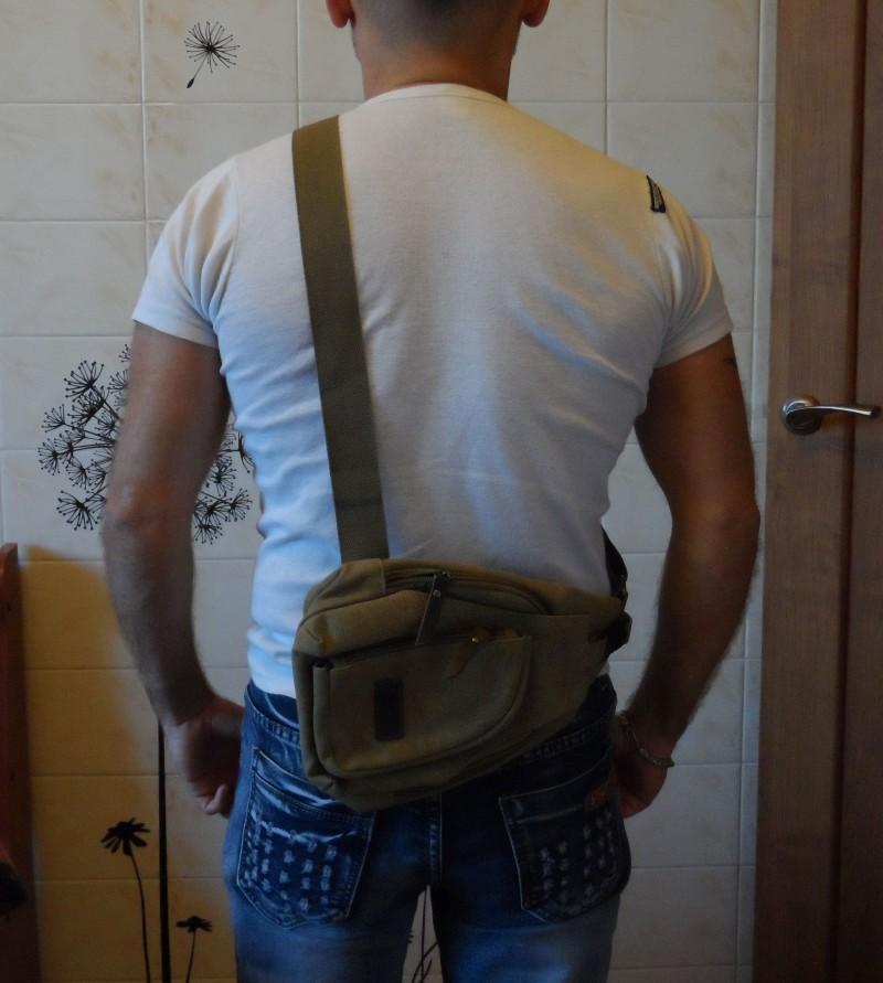 ChinaBuye: Небольшая парусиновая наплечная сумка для самого необходимого