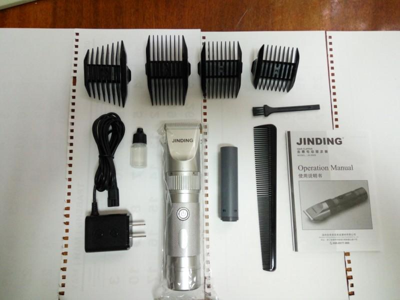 GearBest: JD-9908 - беспроводная машинка для стрижки волос на Li-ion акб