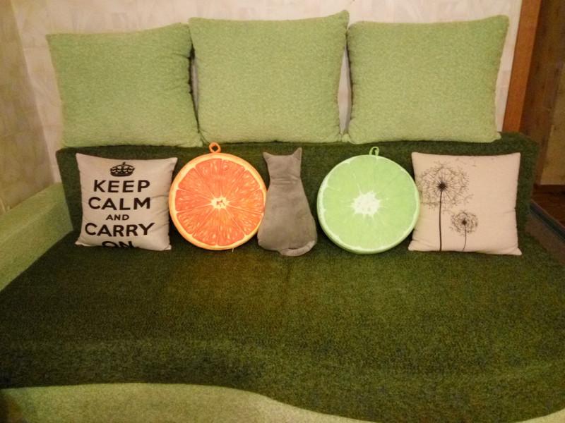 Ebay: Фруктовые диванные подушки