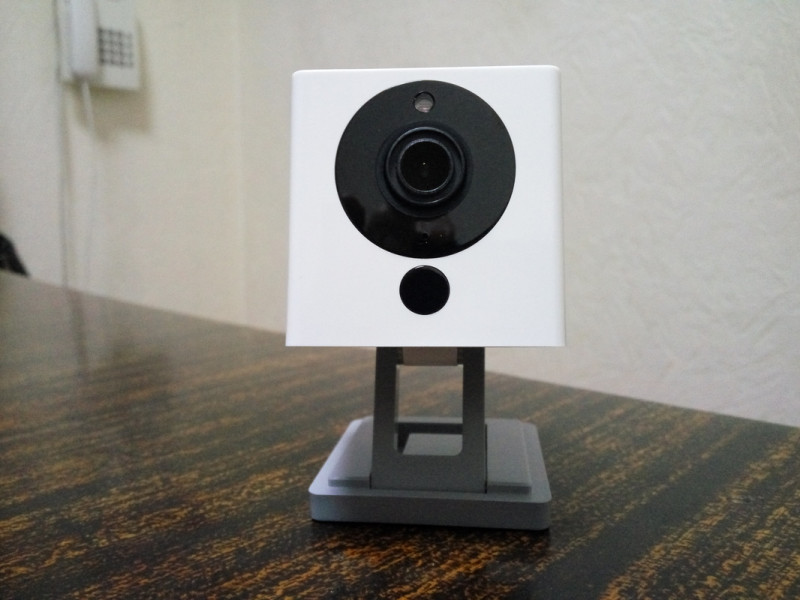 GearBest: Xiaomi Little Square, она же XiaoFang smart camera: новая 1080p WiFi IP камера в форме кубика