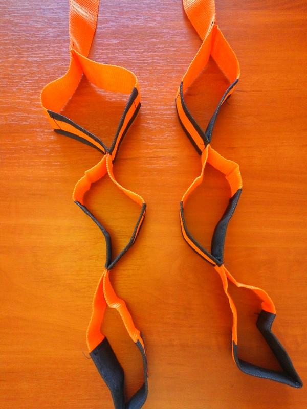 Ebay: Нейлоновые ремни для переноски мебели и прочих негабаритов