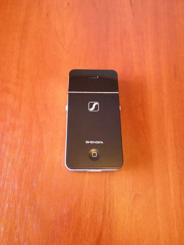 Tmart: SHENGFA RSCW-2055 - мини бритва в форме смартфона :)
