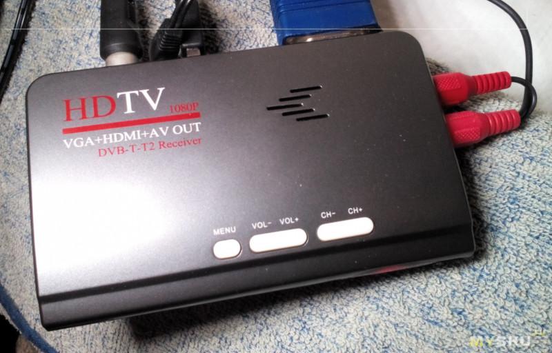 Как сделать на телевизоре dvb-t2