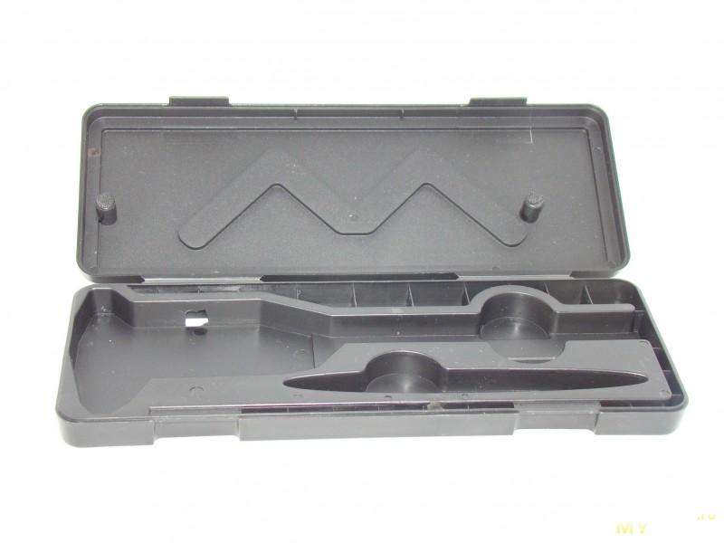 TVC-Mall: Стальной штангенциркуль 150 мм, с весьма точными измерениями.