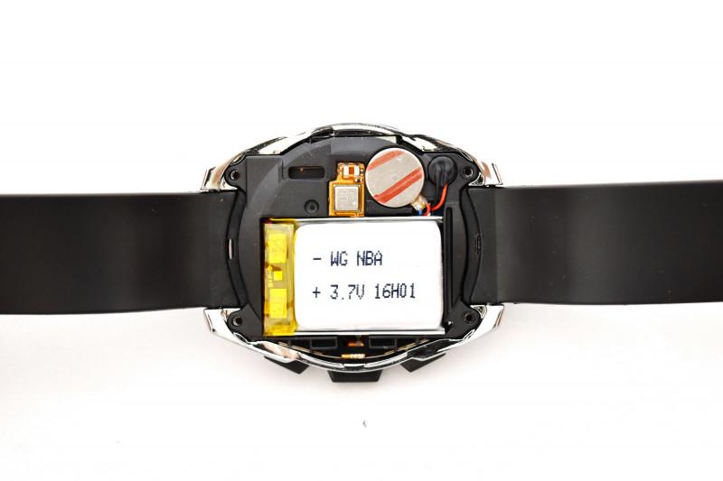 Aliexpress: No.1 G5 недорогие умные часы
