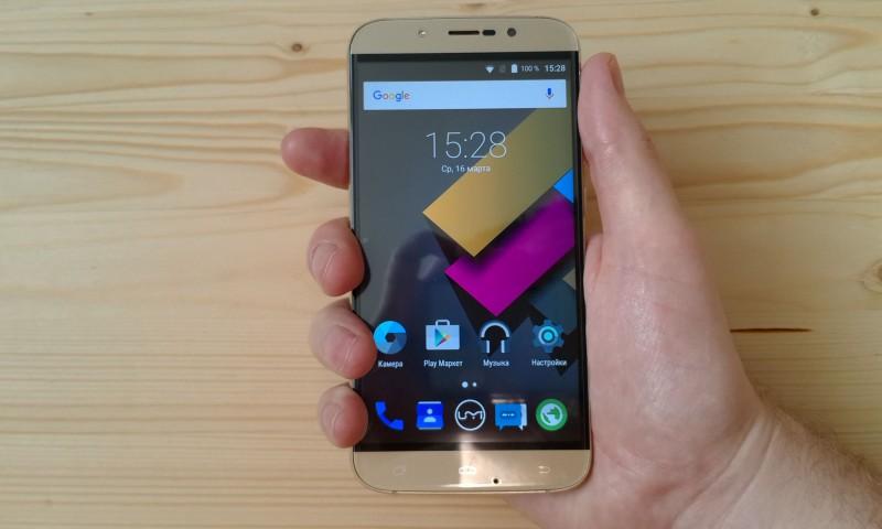 Banggood: Umi Rome X - бюджетная копия флагмана Samsung